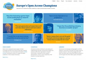 Europe's OA Champions Sneak Preview