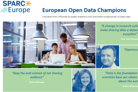 Open Data Champions launches