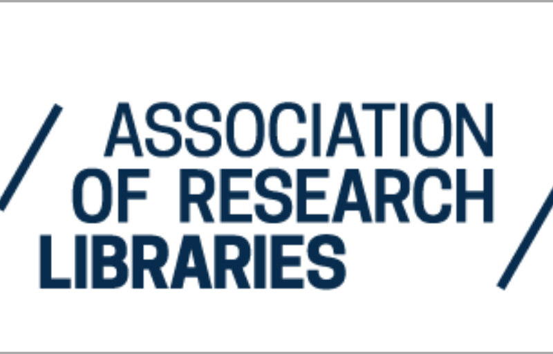 Association of Research Libraries becomes a member of the Global Sustainability Coalition for Open Science Services