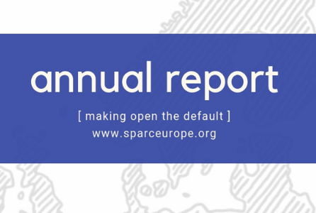 SPARC Europe's 2018 Annual Report is released