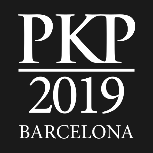 2019 PKP International Scholarly Publishing Conference (PKP 2019)