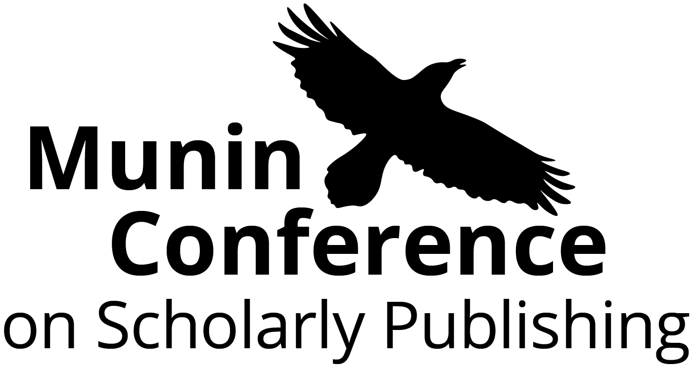 14th Munin Conference on Scholarly Publishing