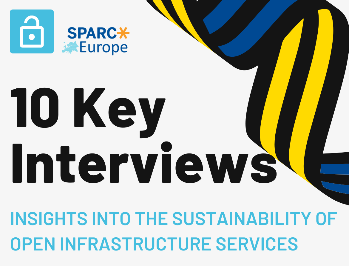 New interview series on the sustainability journeys of key Open infrastructure