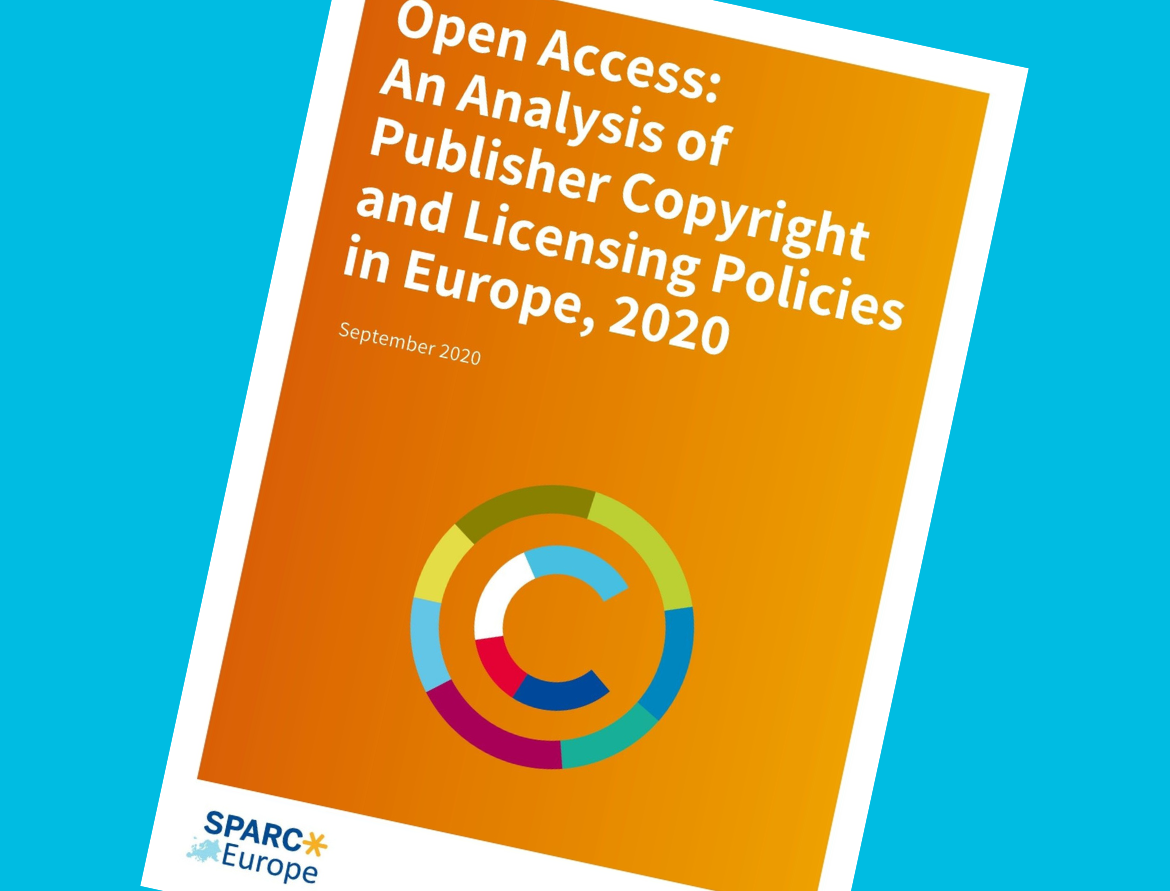 New in-depth OA look at copyright and licensing practices among journal publishers