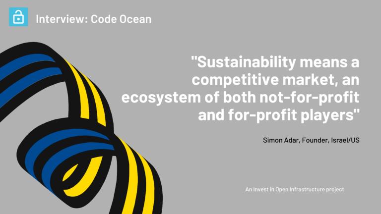 An interview with Simon Adar, Founder, Code Ocean